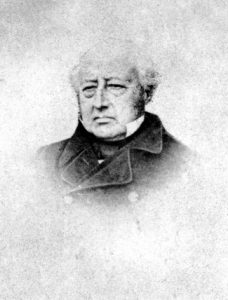 Portrait of Edward Bury