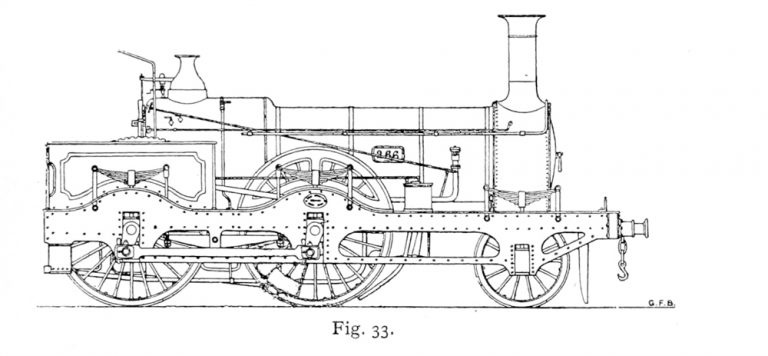 Bird Illustration of a 264 Class