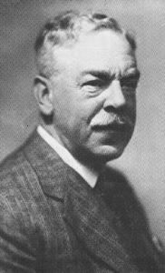 Sir Nigel Gresley portrait