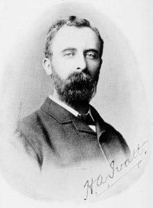 Portrait of Henry Alfred Ivatt