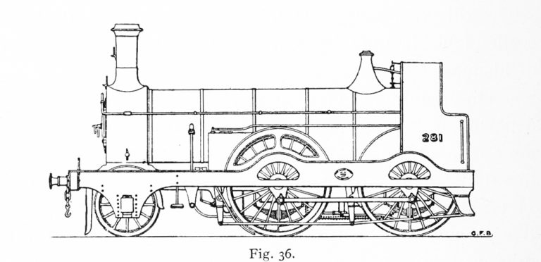 Bird illustration of the 280 series