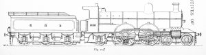 Bird illustration of Ivatt Small Atlantic