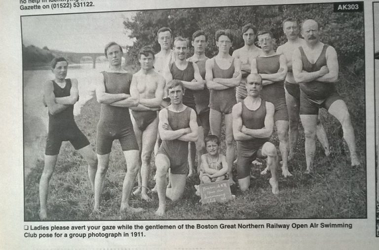 BOSTON GNR OPEN AIR SWIMMING CLUB 1911