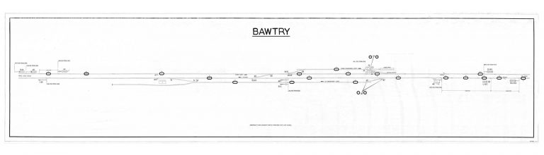 GNR Bawtry Diagram