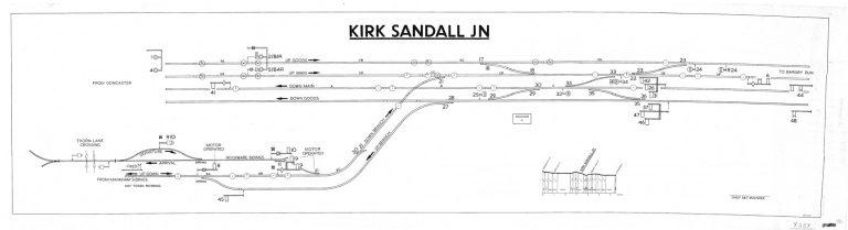 GNR Kirk Sandall Jct