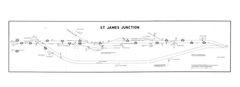 GNR St James Junction Diagram (1)