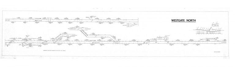 GNR Wakefield Westgate North Diagram